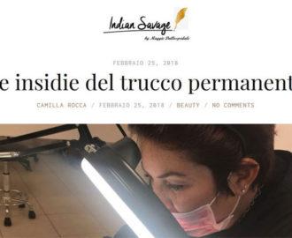 Insidie Trucco Permanente Intervista Sonia Di Meo